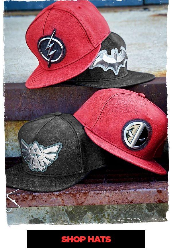 Shop BOGO 50% Off Hats
