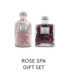 Shop the Rose Spa Gift Set