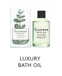Shop the OLVERUM Award-winning Luxury Bath Oil