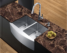 """30"""" Stainless Steel Sink"""