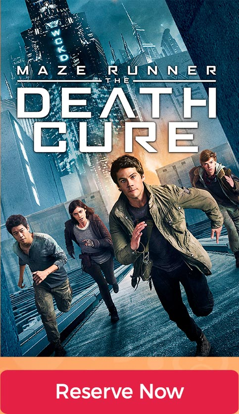 The Death Cure | Watch Now