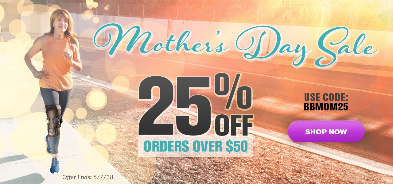 Mother's Day Sale - Extra 20% Off Orders $50+
