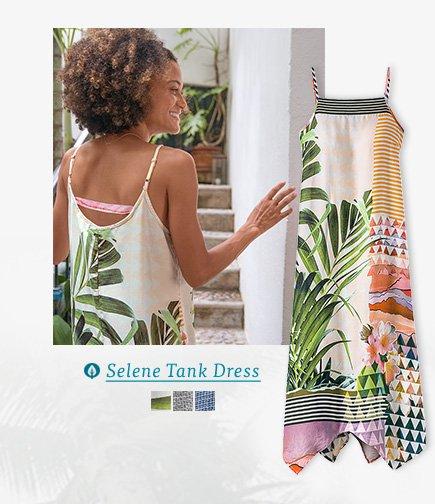 Selena Tank Dress