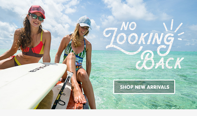 No Looking Back Shop New Arrivals