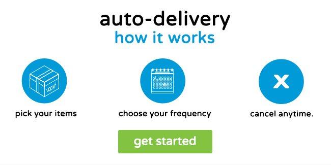 Auto Delivery