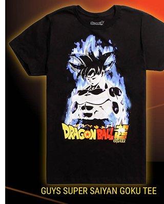 Guys Super Saiyan Goku Tee