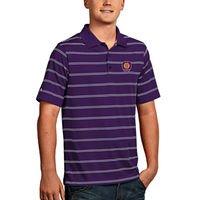 Antigua Orlando City SC Purple Deluxe Polo