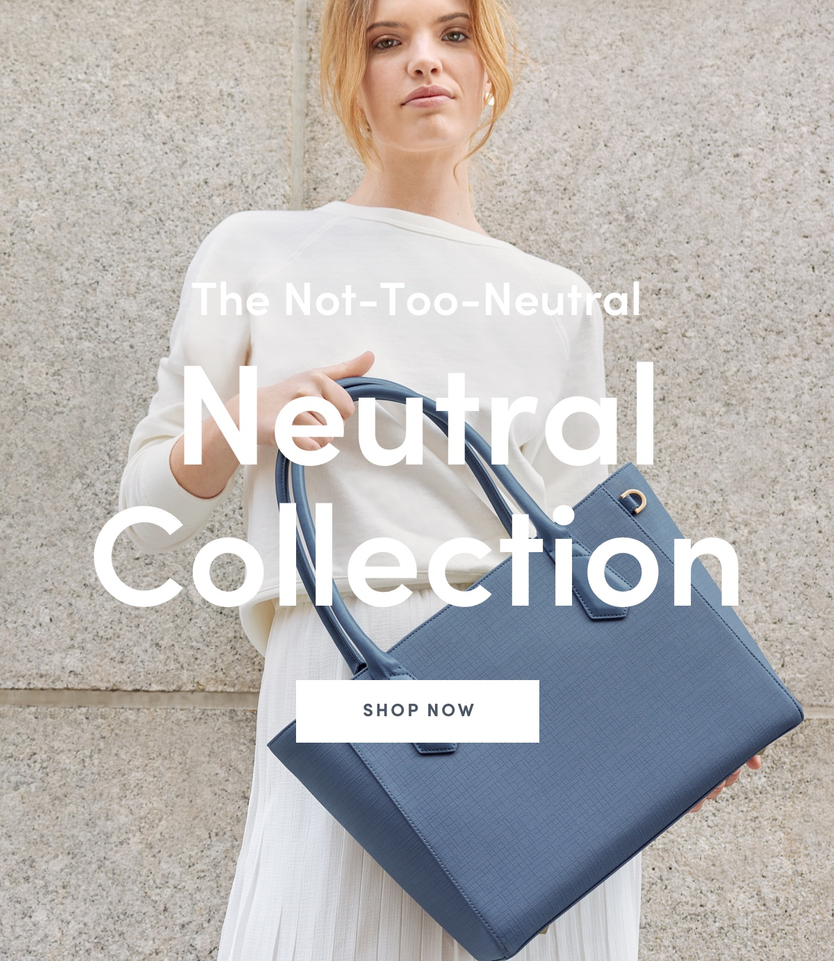 The Not-Too-Neutral Neutral Collection - Shop Now: https://www.dagnedover.com/collections/new-neutrals