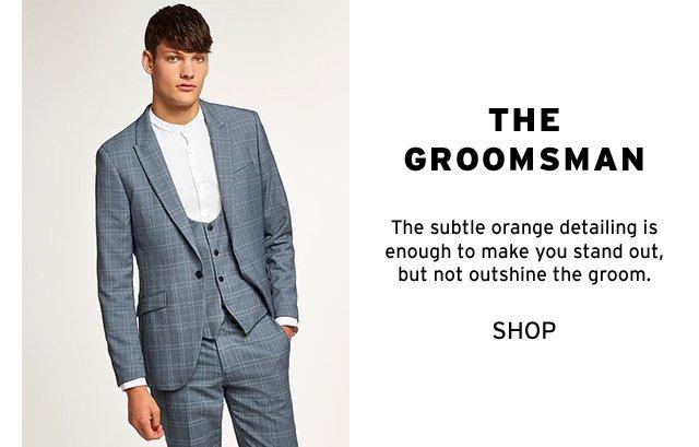 The Groomsman - Shop