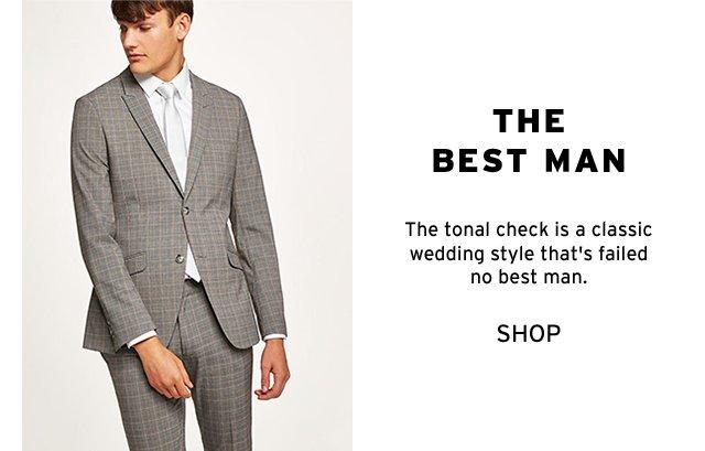 The Best Man - Shop