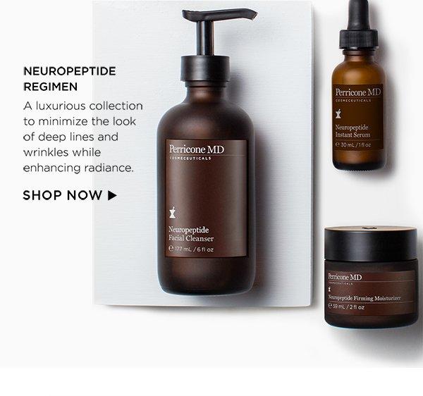 NEUROPEPTIDE REGIMEN | SHOP NOW