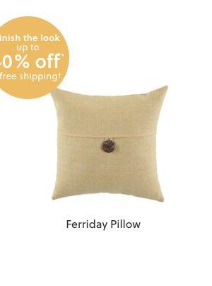 Ferriday Pillow