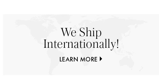 We ship internationally!