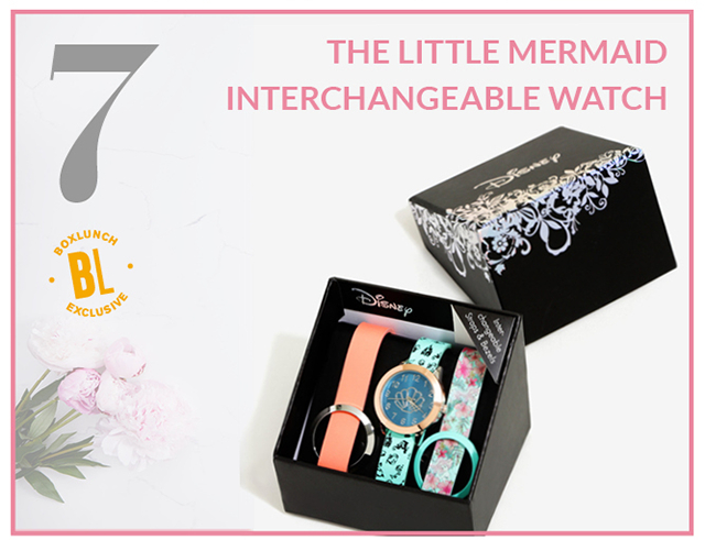 The Little Mermaid Interchangeable Watch
