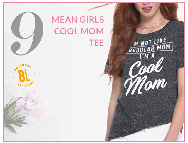 Mean Girls COol Mom Tee