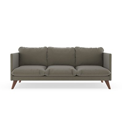 Teagan Sofa Oxford Weave