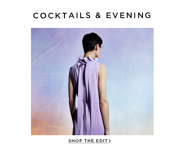 Cocktails and Evening