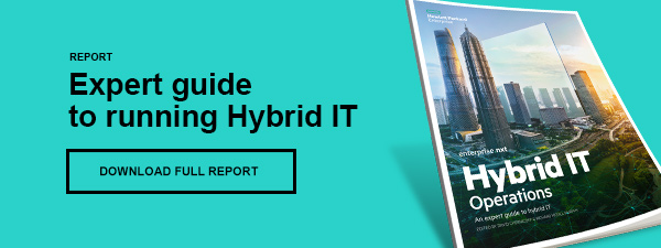 Expert guide to running Hybrid IT