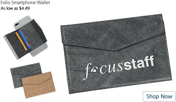 Folio Smartphone Wallet