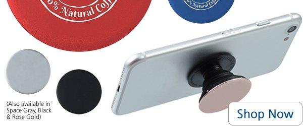 PopSockets Phone Stand - Aluminum