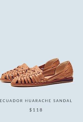 Shop Ecuador Huarache Sandal