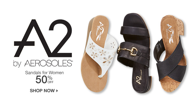 Shop 50% Off A2 by Aerosoles Sandals for Women