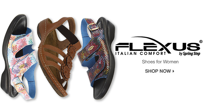 Shop Flexus by Spring Step Shoes for Women