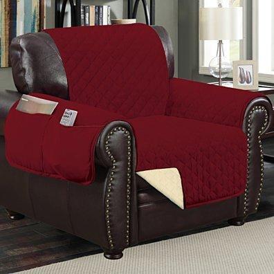 Comfort Linen Reversible Furniture Protector