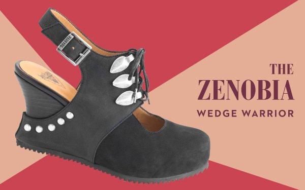 Wedge warrior   The Zenobia