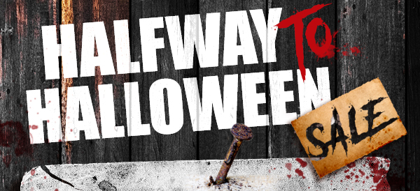 Shop Halfway to Halloween Sale