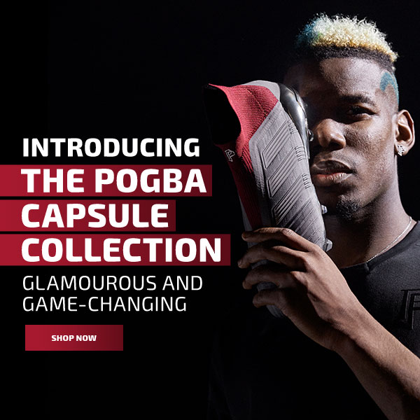 Shop Pogba Capsule Collection