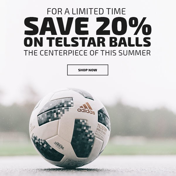 Save 20% on Telstar Balls