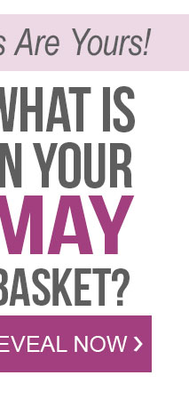 Reveal Your May Basket