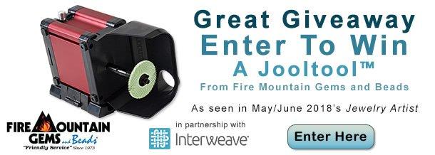 Interweave Giveaway - Jooltool