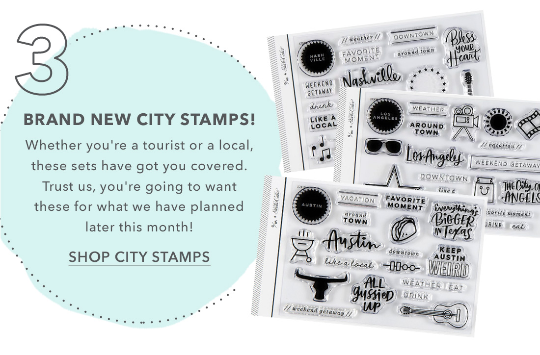 Shop City Stamps
