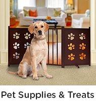 Pet Supplies & Treats