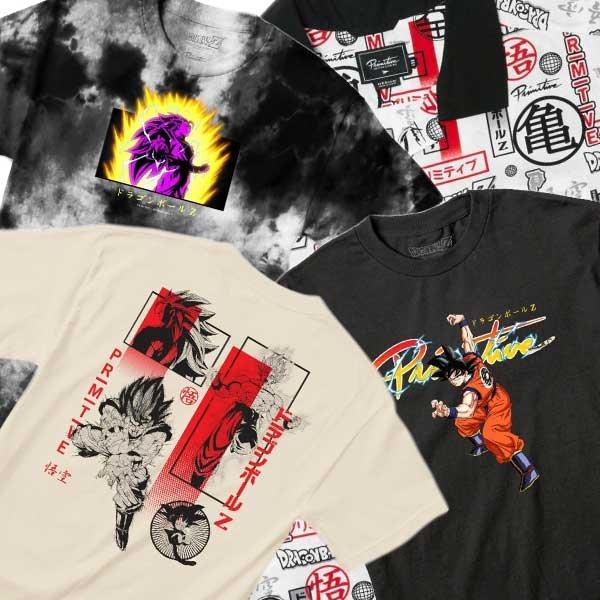 Primitive x Dragon Ball Z Collection