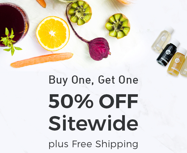 Buy One, Get One 50% Off Sitewide + Free Shipping