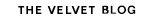 visit our blog: The Velvet Edit