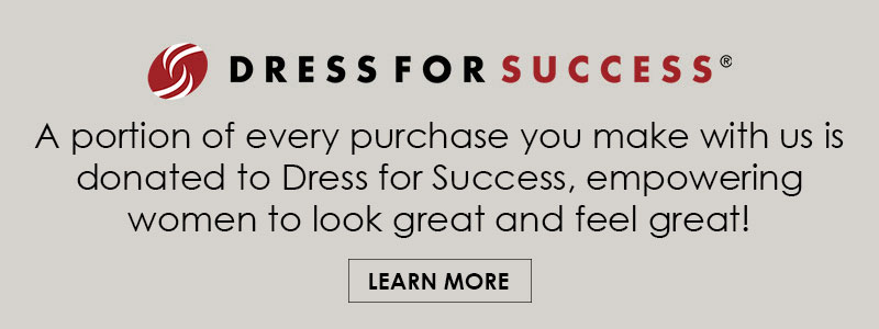 Dress for Success x SWAK Designs