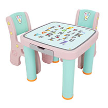 iFam - Marshmallow Table & Chairs