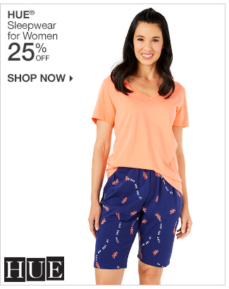 Shop 25% Off Hue Sleepwear for Women