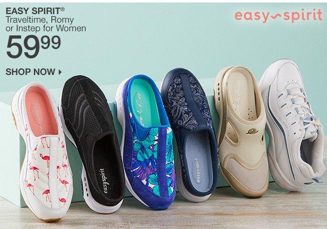 Shop 59.99 Easy Spirit Traveltime, Romy or Instep for Women
