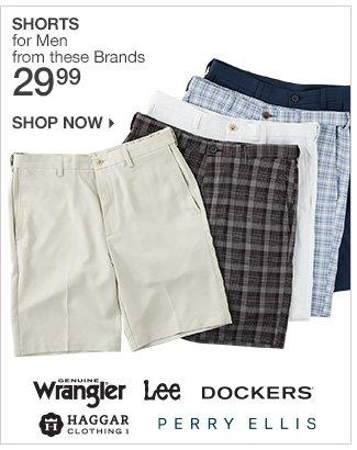 Shop 29.99 Select Men's Shorts