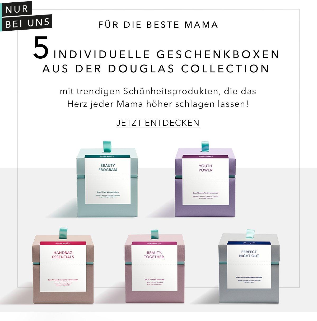 Muttertagsboxen