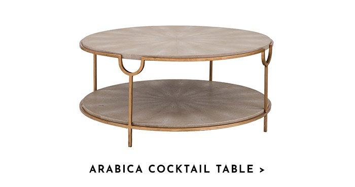 Shop Arabica Table
