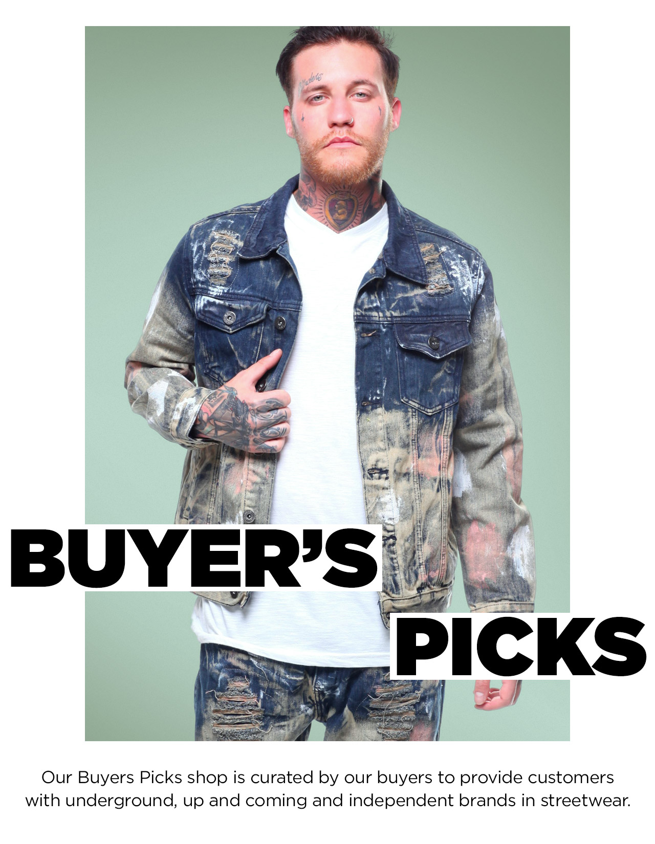 Shop Men's Buyer's Picks at DrJays.com