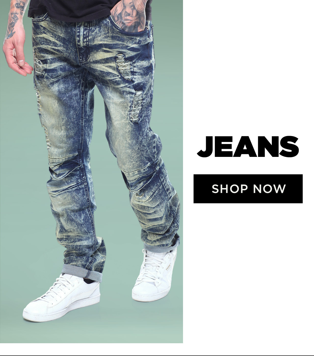 Shop Men's Buyer's Picks Jeans