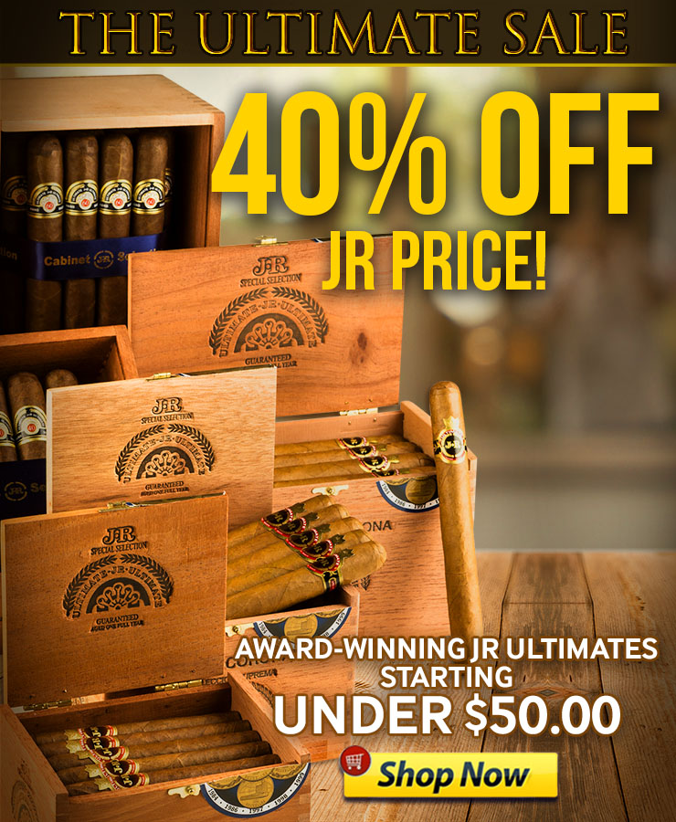 40% Off JR Price!
