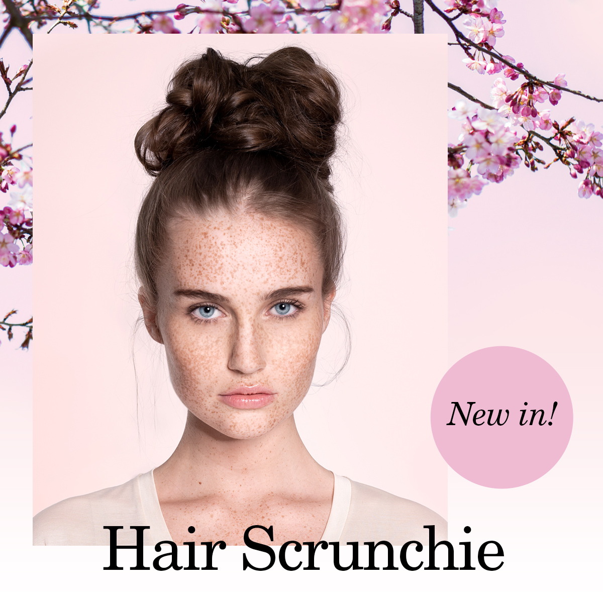 New in! Hair Scrunchie